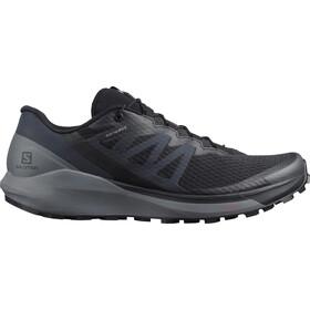 Salomon Sense Ride 4 Shoes Men, black/quiet shade/ebony